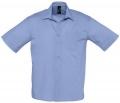 Сорочка Bristol 105 р-р M к-р світло-синій