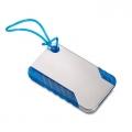 IT3846-04 Бейдж для багажа к-р синій