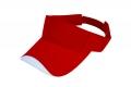 Козирок арт. CO4070-5 visor к-р червоний/білий