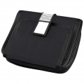 MCollection 9300003 бумажник нейлоновий чорного кольору