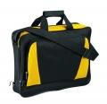 Сумка-портфель Cambridge поліестер 600D к-р жовтий