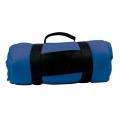 EG 690204 Плед к-р синій
