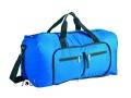 Сумка дорожня Traveler 600D поліестер к-р яскраво-синій