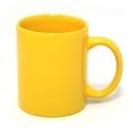 Горнятко К001 керамічне к-р жовтий