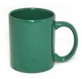 Горнятко К001 керамічне к-р зелений
