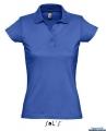 Поло Prescott Women 170 р-р S к-р яскраво-синій