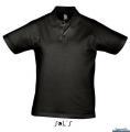 Поло Prescott Men 170 р-р XL к-р насичений чорний